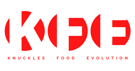 Knuckles Food Evolution